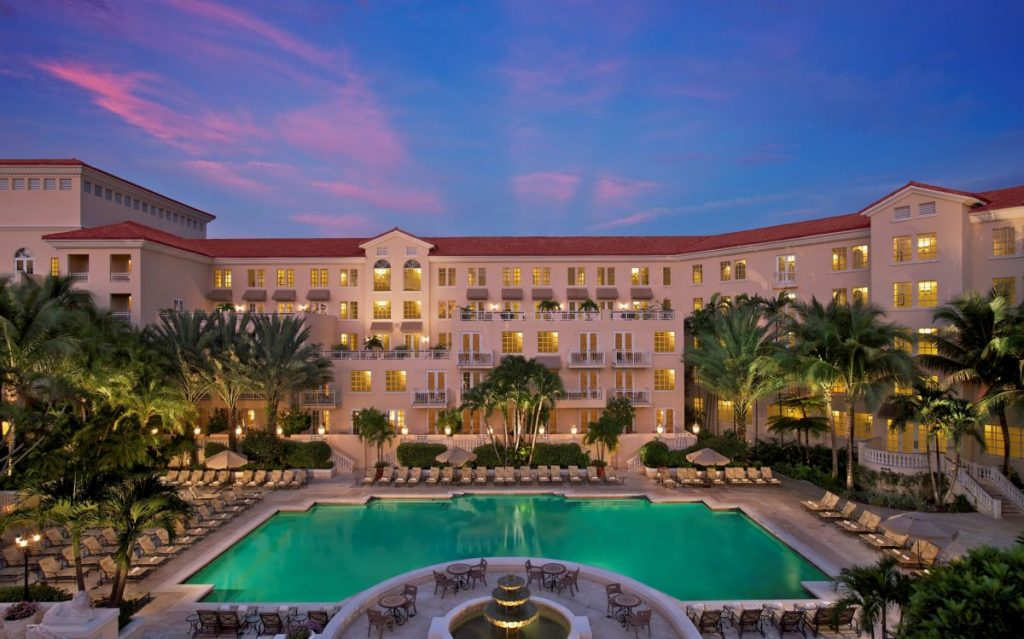 The Fairmont Turnberry Isle Resort & Club